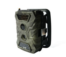 Low price HD trail camera for hunting game 40pcs LED clear night vision