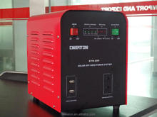 all in one Solar Power System with solar panel / battery / inverter / solar controller MPPT