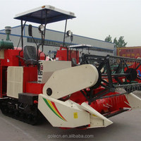 multi functional cheap rice wheat paddy mini combine harvester prices