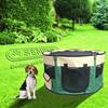 Sedex Audit!!! Outdoors Pet Products Soft Pet Crate Tent Pet Playpen