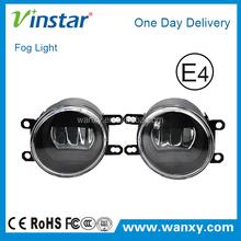 High power Round LED Fog Lights,led projector fog lamp, DRL For Toyota LED DRL + LED Fog light