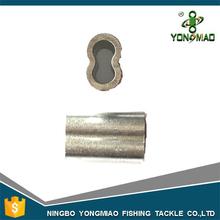 Fishing Double Oval Aluminum tube/crimp/sleeve