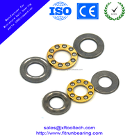cheap Grooved Washer Thrust Ball Bearing F10-18M