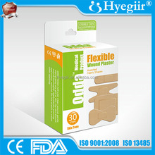 Assorted Pack Functional Adhesive Bandage with CE, FDA Certificates