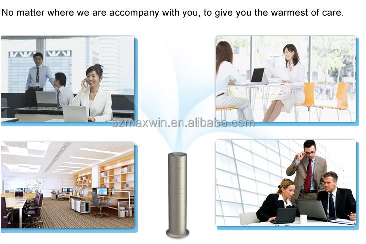 Télécommande Électrique huile essentielle diffuseur pour bureau, maison, chambre