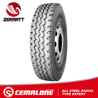 New Design all steel new heavy pneu truck tyre