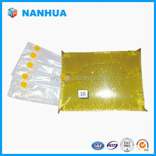 Sterilized Processing oil packing aseptic bag In box