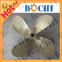 4 Blade High Accuracy Fixed Pitch Boat Propeller Blade