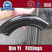ASME B16.9 carbon steel long sweep elbow