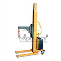 Single Mast Semi-Electric Stacker