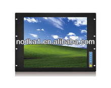 "19""Rackmount Industrial monitor with widely working voltage/temperature"