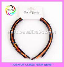 new style stretchy skinny plastic elastic headband