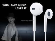 mobile phone accessories 2015 headphone stereo headset with mic
