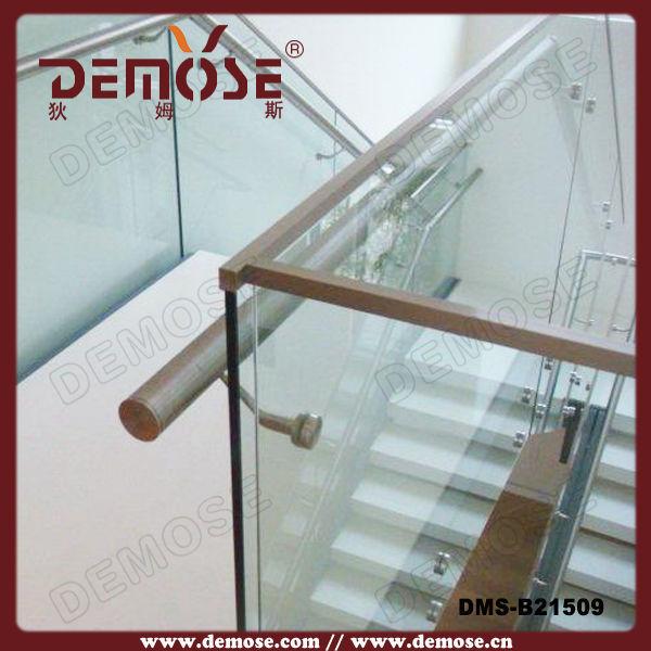 Rahmenlose glas balkon geländer armaturen design verkaufen ...