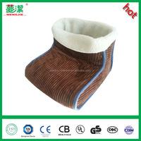 portable chair massage foot warmer