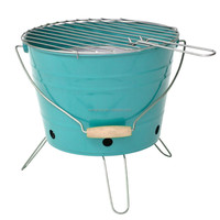 12'' Easy Camping Mini Vertical BBQ Grill