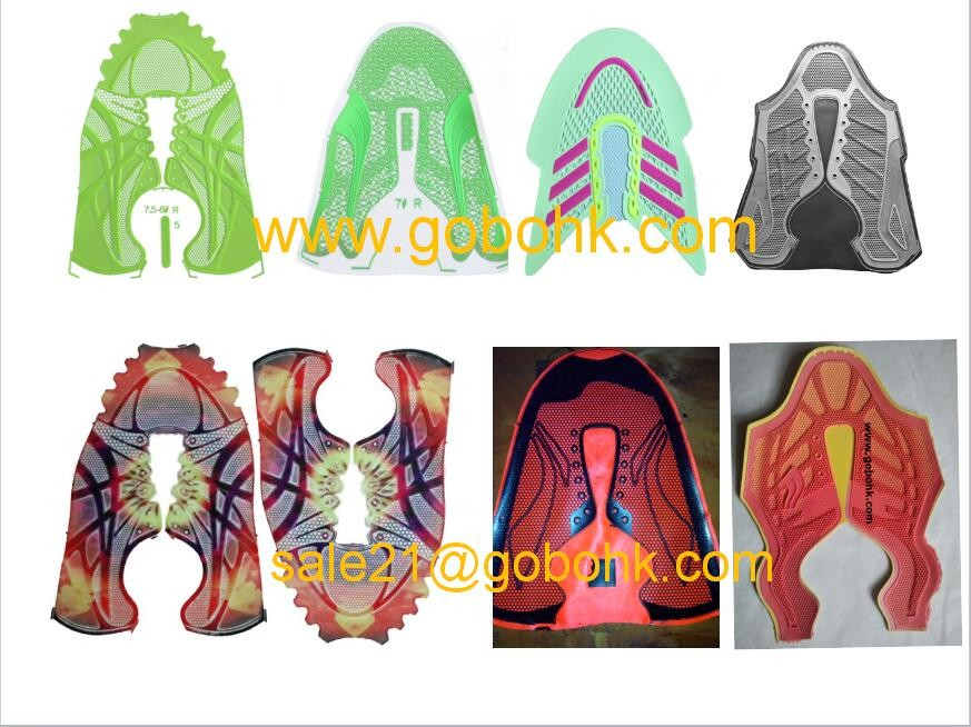 The high Quality 2 color Intelligent kpu/pu ecco shoes machine