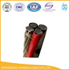 AAAC Messenger Aluminum Conductor LDPE Insulated Aerial Cables
