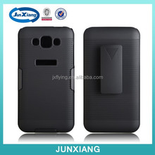 New arrival shell holster mobile case for samsung galaxy grand max g720 mobile accessories