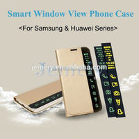 LOGO Print Smart Answering Phone for galaxy note4 For New Mobile Phone