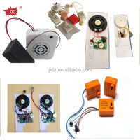 Programmable small voice recorders for cards stuffed animals