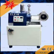 ELE nano solvent-based paint horizontal grinding bead mill machine