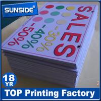 full color printFoamex Graphic Display Boards - L1008