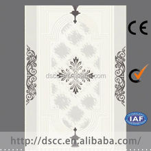 Water proof bathroom wall tile stickers white marble floor tile sizes with promote design