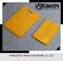 Hot sell yellowPlastic Scraper