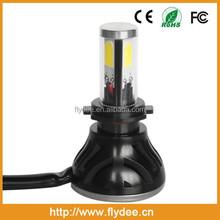 High Brightness Single Beam 3 Side H7 LED Fog Head Lamps