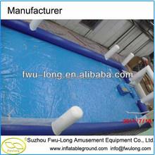 Great large inflatable pool slide for adult/square pool inflatable/adult size inflatable pools 1 Piece (Min. Order)