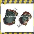 Alta resistência joelho / cotovelo Pad e anti impacto equipamentos de segurança usado em e militares do exército