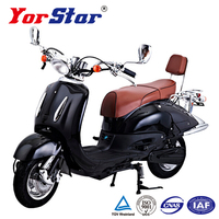 EEC Approved Electric Motorcycle 3000w