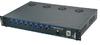 Ethernet RJ45 input power built in portable dmx led controller for big event or Rental, easy installation artnet Madrix compatib