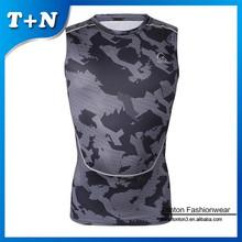 Personalizado de corpo inteiro de impressão por sublimação rash guard camisas de lycra