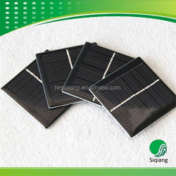 Custom made micro solar cell
