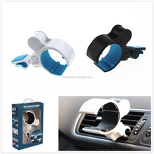 Hot sale Free shipping car air ac outlet universal Car Air Vent Mount Stand Holder for iph&ne 3 4 5 6 htc pda 4 auto accessories
