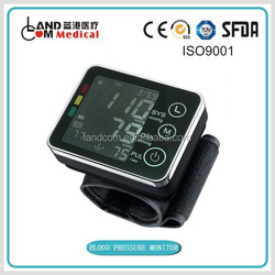 Digital Blood Pressure Monitor (Wrist type) with CE