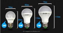 unique design smd e27 led bulb 3w 5w 7w 9w 12w 15w led high lm bulb light led bulb light