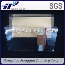 Hot Sale Cardboard And Plastic Dates Packing Gift Box Wholesale
