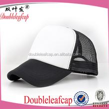 2015 NEW Trucker Snapback Cap Hat Cotton Mesh Baseball Adjustable New Bill Vintage trucker mesh cap