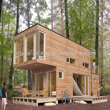 B.R.D luxury modular prebuilt container house for sale