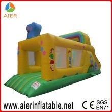 bouncy castle obstacle courses,inflatable bouncers obstacle course