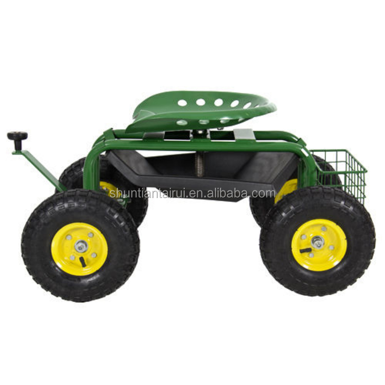 Exclusive | The Gardeneru0027s Supply Deluxe Tractor Scoot Is Now Better Than  Ever U2014 Thanks To You!