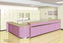 Equipos médicos de hospital