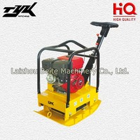 Reversible Vibrate Plate Compactor for Road Construction