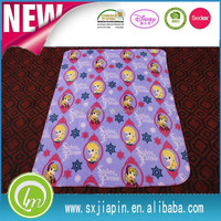 Super soft touch new style China supplier baby fleece blanket