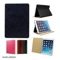 KAKUSIGA professional flip pu leather stand case for apple ipad 4/smart leather stand case for ipad 4