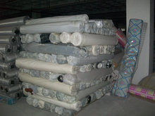 cheap pvc artificial leather stocklot, pvc synthetic leather for bag usage stoclot