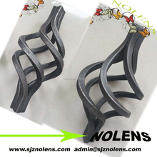 Branded Manufacturer Producing and Exporting Good Forged Iron Baskets Ornaments,Sizes As You Requested or Drawings